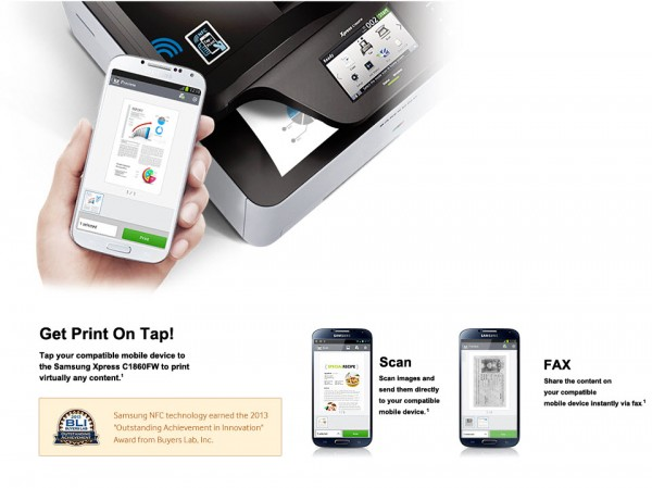 A Printer That Makes Your Smartphone Even Smarter