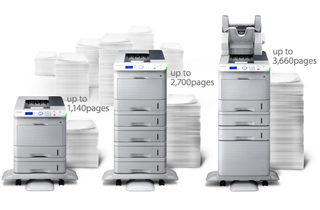 Run a professional operation with a full range of options